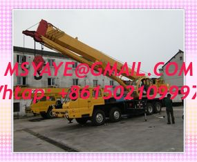 China 2008 65T TADANO all Terrain Crane TG-650E truck crane supplier