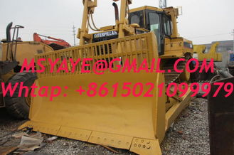 China D7G,D7H,D7R,D7N,D7F used Caterpillar dozer for sale crawler bulldozer selling supplier