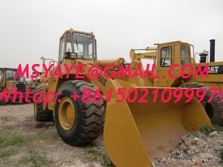 China 966E Used Caterpillar Wheel Loader japan second-hand loader for sale supplier
