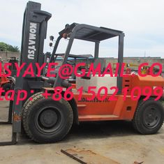 China 8T.6T.7T.5t. 4t.3t.2t used komatsu forklift for sale supplier