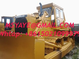 China D8K D8H D8R used bulldozer  caterpillar tractor for sale  sudan Khartoum somali Mogadishu tanzania	Dodoma supplier