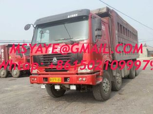 China 2015 made in china 6*4 10 Tires Sinotruck Howo tipper  dump truck supplier