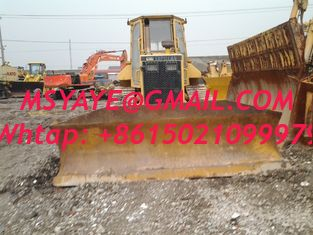 China D5M 2005 used dozer Caterpillar D5N D5G D5H second hand dozer for sale supplier