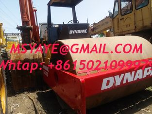 China CA30D CA301D CA30PD Used Dynapac road roller compactor for sale Botswana Senegal Swaziland Guinea Bissau supplier