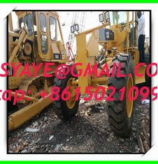 China 12G Used motor grader caterpillar america second hand grader for sale ethiopia Addis Ababa angola supplier