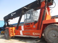 China 45T Kalmar container forklift Handler - heavy machinery Stacker company