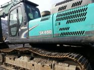 China sk460-8 used excavator for sale excavators digger factory