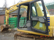 China used komatsu pc60-7 EXCAVATOR USED japan dig second excavator factory