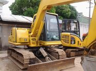 China mini excavator PC60-7 used komatsu mini dig excavator japan machinery factory
