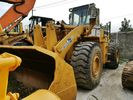 China kawasaki wheel loader KLD90z second hand loaders for sale used front loader factory