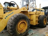 China Used 2008  kawasaki wheel loader KLD85Z-III front end loader for sale from japan factory