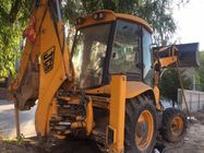 China used Backoe loader 2012 JCB 3CX made in original UK located in china factory