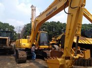 China Japan excavator construction komatsu excavator for sale second hand track excavator used digger for sale factory