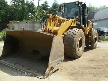 966G Used Caterpillar Wheel Loader dubai jeddah