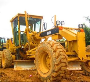 140H Used motor grader caterpillar 2008