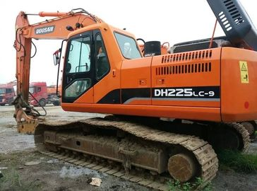 used daewoo excavator 2014 DH225-9 used EXCAVATOR second-hand japan dig excavator