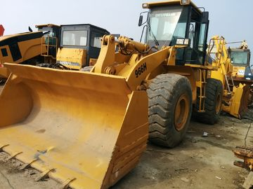 966H 2014 second-hand loader Used Caterpillar Wheel Loader china