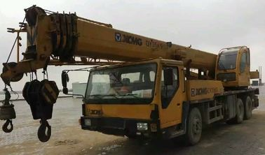 50T QY50K 2007 used  XCMG Truck Crane mobile crane for sale