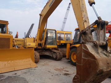 second-hand Komatsu excavator from japan deal export to kenya zambia