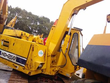 used   EXCAVATOR kato HD300, HD400, HD500, HD700, HD900 hd250  japan dig second excavator