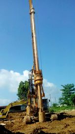 BAUER BG26 BG26H  drill machines germany Rotary Drilling Rig BG18 BG25 BG28