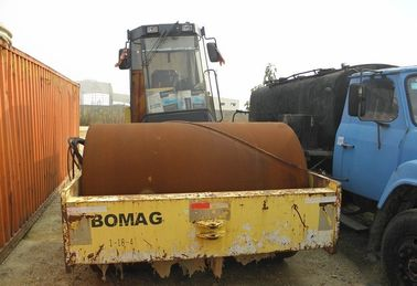 bw219d-2 second hand Single-drum Rollers Bomag Road Rollers   Compaction Equipment Tandem Roller Iraq Lebanon Kuwait