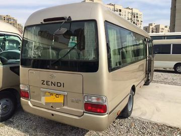 engine 6 cylinder   japan coaster bus toyota 23 seats used Toyota diesel coaster bus left hand drive