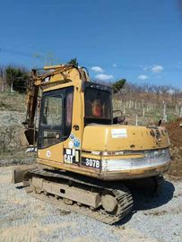 307b caterpillar used excavator for sale track excavator 307c in usa second hand digger