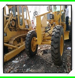 12G Used motor grader caterpillar america second hand grader for sale ethiopia Addis Ababa angola