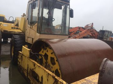 BOMAG BW219HD-3 2003 used road roller  used compactor    made in Germany Vibratory Smooth Drum Roller used shanghai