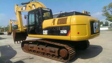 tractor excavator 5000 hours 2013 year CAT  excavator for sale 329D 323DL used caterpillar excavator for sale USA